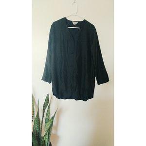 Vintage Silk Tunic
